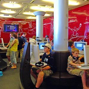 Интернет-кафе Нытвы