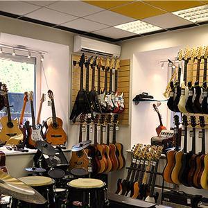 Музыкальные магазины Нытвы