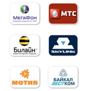 Операторы сотовой связи Нытвы