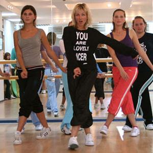 Школы танцев Нытвы