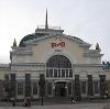 Железнодорожные вокзалы в Нытве