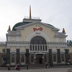 Железнодорожные вокзалы Нытвы
