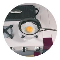 Ветерок, кафе-бильярдная - иконка «кухня» в Нытве